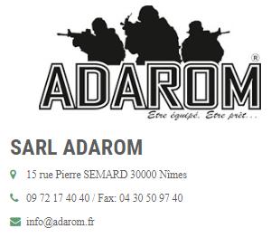 Signature adarom