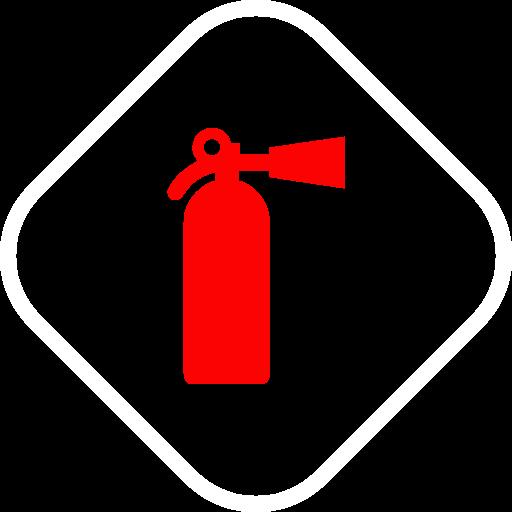 Fire extinguisher 512
